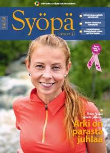 Syöpä-Cancer 3-4/2014