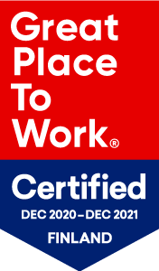 Great Plavce to Work logo