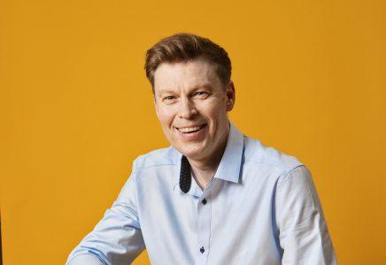 Artikeln bild av Att få delta i en läkemedelsprövning blev Juho Juutilainens räddning